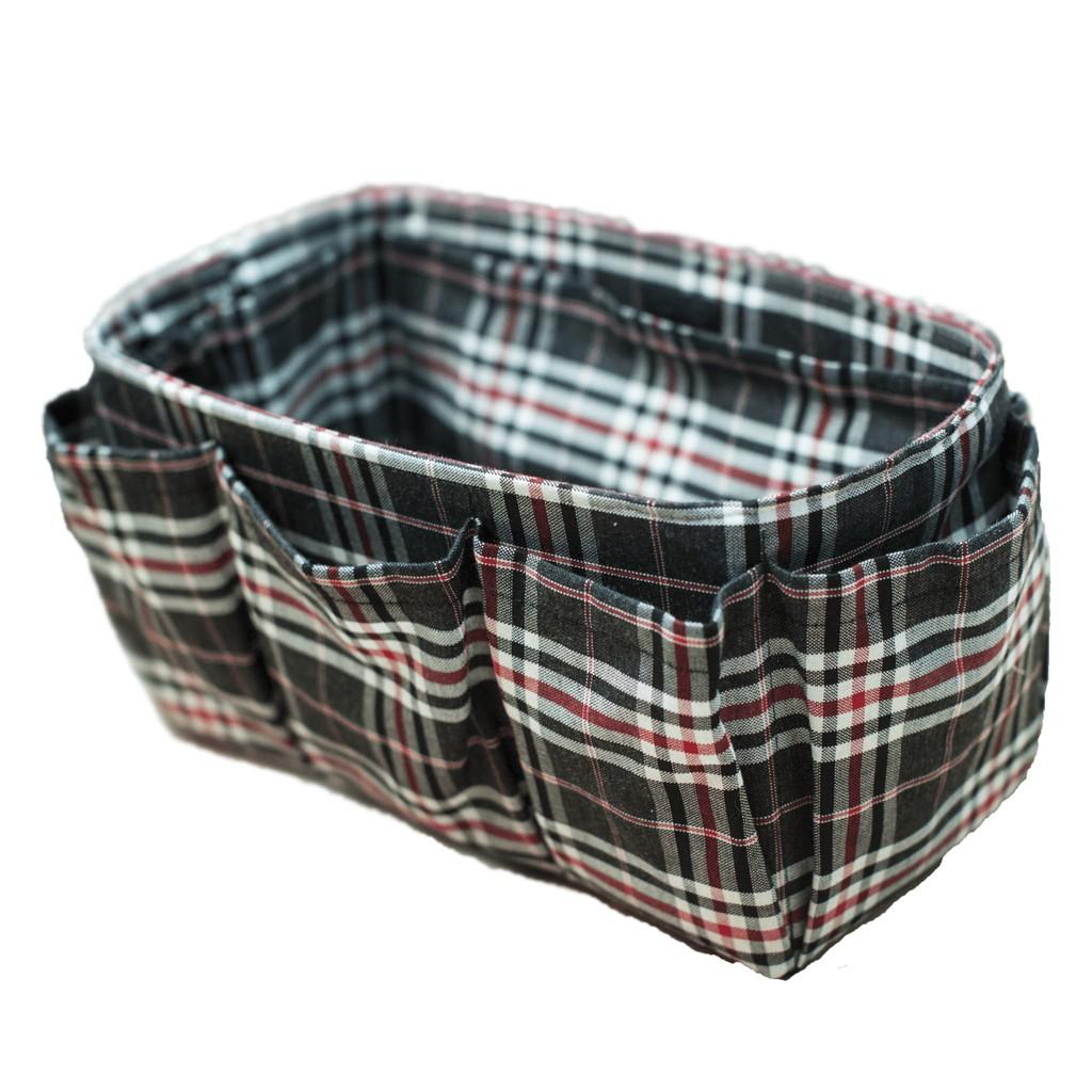 出清特價|收納包中包|多格層包中包收納|獨家專利U型襯板設計立體不變型|換包包好輕鬆保持包包內更整齊