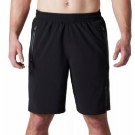 セカンド スキン Second Skin メンズ ボトムス・パンツ フィットネス・トレーニング SECOND SKIN Training Woven 9'' Shorts Pure Black