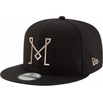 ニューエラ New Era メンズ キャップ 帽子 Inter Miami FC 9Fifty GCP Adjustable Snapback Hat