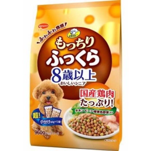 日本ペットフード ビタワン もっちりふっくら 8歳以上 チキン・野菜入り 960g