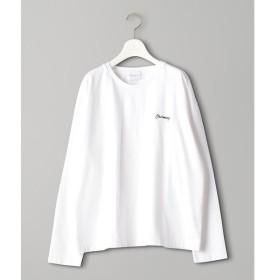 UNITED ARROWS / ユナイテッドアローズ UWSC  Charming ロングスリーブ Tシャツ