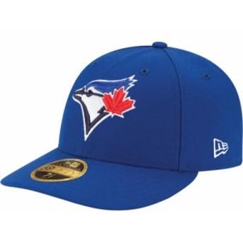 ニューエラ New Era メンズ キャップ 帽子 Toronto Blue Jays 59Fifty Game Royal Low Crown Authentic Hat