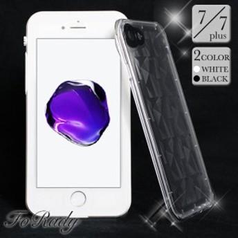 iPhoneケース/iPhone7/iPhone7plus/プラス/アイフォン/スマホケース/ハードケース型/ダイヤカット