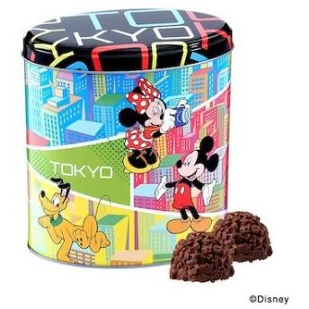 ディズニー 東京 お土産 東京 チョコクランチ(ミッキー&フレンズ) 1缶 ID:95180007