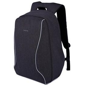 リュック バックパック ボストンバッグ パソコンバッグ 男性用 通勤通学 旅行 ビジネスリュックサック デイパック レディース メンズ ノートPC収納対応 iPad タブレット専用ポケット 黒