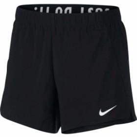 ナイキ Nike レディース ボトムス・パンツ フィットネス・トレーニング Flex 2-in-1 Training Shorts Black/Black