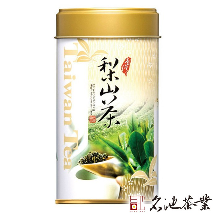 【名池茶業】台灣四大名茶-梨山金萱茶(春漾春綵款_金)_150g x2