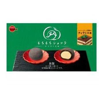 ブルボン もちもちショコラ ティラミス味 8個×6入(8月下旬頃入荷予定)