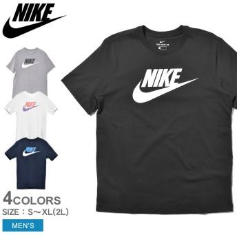 NIKE ナイキ 半袖Tシャツ フューチュラ アイコン S/S Tシャツ AR5005 メンズ カジュアル トップス