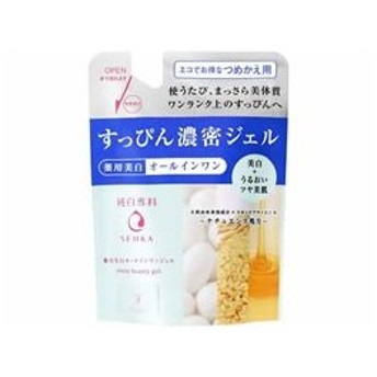 エフティ資生堂/純白専科 すっぴん濃密ジェル 詰替 80g