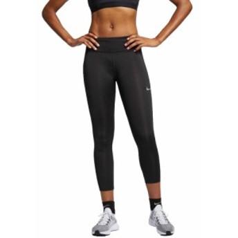 ナイキ Nike レディース ボトムス・パンツ ランニング・ウォーキング Run Fast Cropped Legging Black
