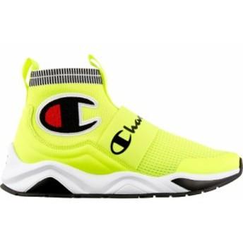 チャンピオン Champion メンズ スニーカー シューズ・靴 Rally Pro Shoes Yellow/White