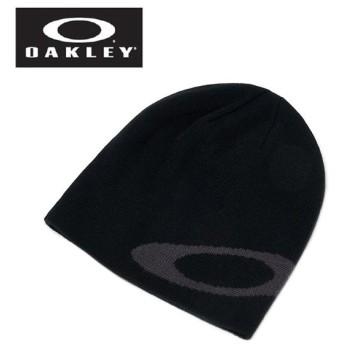オークリー ニット帽 メンズ レディース BEANIE ELLIPSE ビーニー エリプス 911498 02E OAKLEY