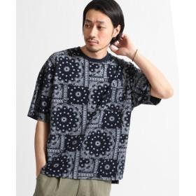 [マルイ] 鹿の子ビッグTシャツ/ジップファイブ(ZIP FIVE)