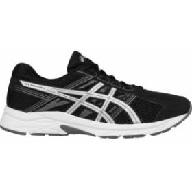 アシックス ASICS メンズ シューズ・靴 ランニング・ウォーキング GEL-Contend 4 Running Shoes Black/Silver