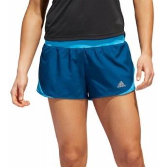 アディダス adidas レディース ボトムス・パンツ ランニング・ウォーキング Run it Running Shorts Legend Marine