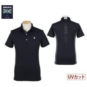 ポロシャツ メンズ アドミラルゴルフ Admiral Golf 日本正規品 2019 秋冬 新作 ゴルフウェア