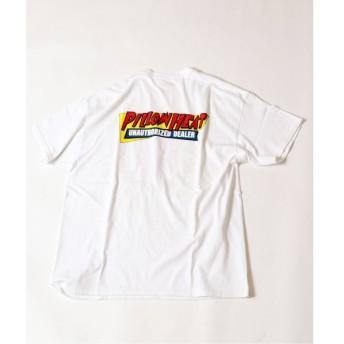 [マルイ] メンズTシャツ(PILLOW HEAT / ピローヒート : WHAT WOULD S/S T-SH)/ジャーナルスタンダード(メンズ)(JOURNAL STANDARD MEN'S)