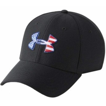 アンダーアーマー Under Armour メンズ 帽子 Freedom Flag Blitzing Hat Black