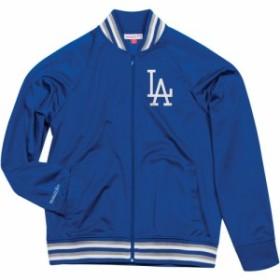 ミッチェル&ネス Mitchell & Ness メンズ ジャージ アウター Los Angeles Dodgers Track Jacket