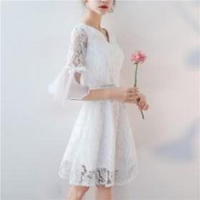 結婚式 ドレス パーティー ロングドレス 二次会ドレス ウェディングドレス お呼ばれドレス 卒業パーティー 成人式