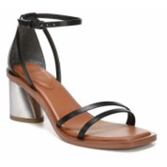 フランコサルト SARTO BY FRANCO SARTO レディース サンダル・ミュール シューズ・靴 A-Ronelle Ankle Strap Sandal Black Leather