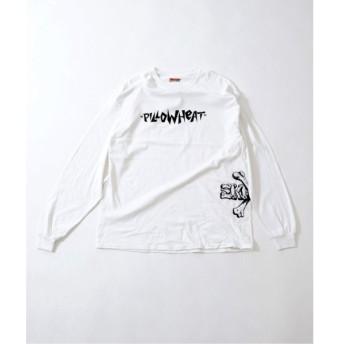 [マルイ] メンズTシャツ(PILLOW HEAT ×SKROVA × JS / L/S T-SH)/ジャーナルスタンダード(メンズ)(JOURNAL STANDARD MEN'S)