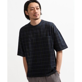 [マルイ]【セール】鹿の子ビッグTシャツ/ジップファイブ(ZIP FIVE)