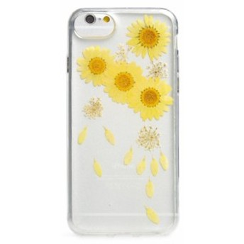 リカバー RECOVER レディース iPhone (8 Plus)ケース Floral iPhone 7/8 & 7/8 Plus Case Yellow