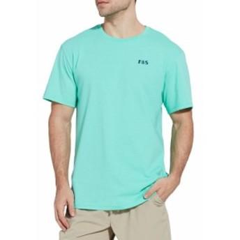フィールドアンドストリーム Field & Stream メンズ トップス 釣り・フィッシング Fishing Graphic T-Shirt Catch You Later Green Htr