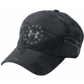 アンダーアーマー Under Armour メンズ 帽子 Freedom 2.0 Baseball Hat Black