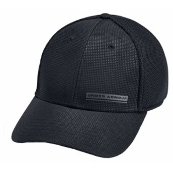 アンダーアーマー Under Armour メンズ 帽子 Train Spacer Mesh Hat Black/Black