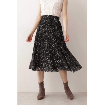 PROPORTION BODY DRESSING レディダルメシアンプリーツスカート