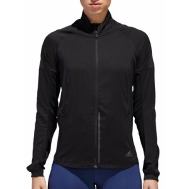 アディダス adidas レディース アウター ランニング・ウォーキング Supernova Confident Three Season Running Jacket Black