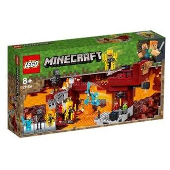 5702016370928:レゴ マインクラフト ブレイズブリッジでの戦い 21154【新品】 LEGO Minecraft 知育玩具