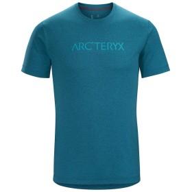 ARC'TERYX(アークテリクス) Centre T-Shirt Men's センター Tシャツ メンズ 20937 Dark Firoza M