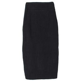 (ティティベイト) titivate ニットロングタイトスカート ASXP2055 M ブラック