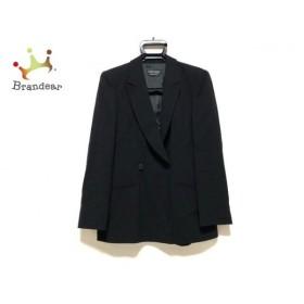 ジョルジオアルマーニ GIORGIOARMANI ジャケット サイズ42 M レディース 黒  値下げ 20191015