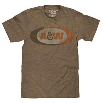 A&W エンダー Tシャツ 正規品 ルート ビア エイ アンド ダブリュ Root Beer (L)