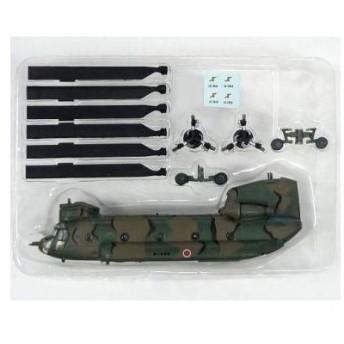 中古食玩 プラモデル 3.CH-47 陸上自衛隊仕様 「ヘリボーンコレクション2」