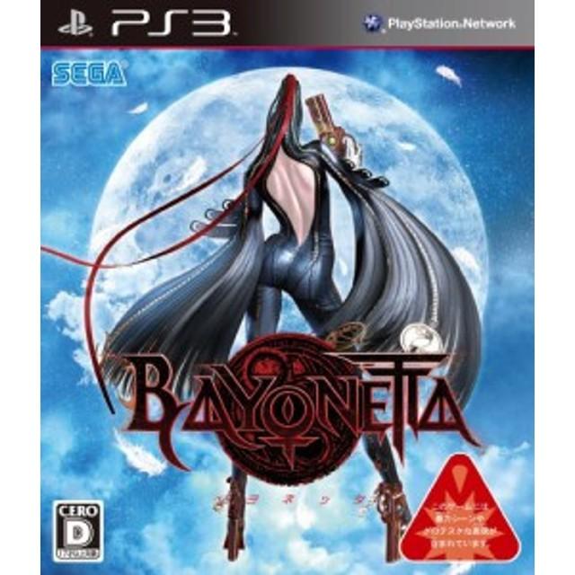 BAYONETTA (ベヨネッタ) (特典無し) - PS3