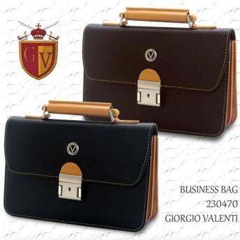 【売り切れました】 GIORGIO VALENTI(ジョルジオ バレンチ) セカンドバッグ カギ付き 230470