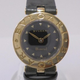 時計 ブルガリ BVLGARI B-Zero1 腕時計 750 K18 クオーツ 【中古】【あすつく】