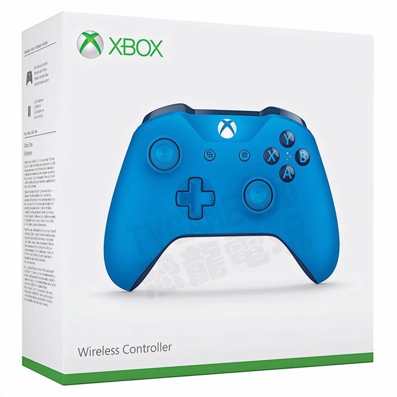 微軟 XBOX ONE S 原廠藍牙無線控制器 無線 手把 3.5mm耳機孔 PC XBOXONE 藍色 公司貨 台中。人氣店家恐龍電玩 恐龍維修中心的XBOXONE、XBOXONE 周邊有最棒的商品
