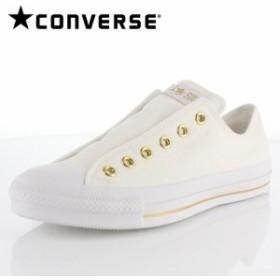 CONVERSE コンバース SLIP 3 OX メンズ レディース オールスター スリップ 1CL376 OFFWHITE/GOLD 63290-WG/6G スニーカー 靴