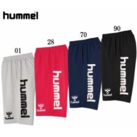 スウェットハーフパンツ 【hummel】ヒュンメル スウェット ハーフパンツ 19SS(HAP8204HP)