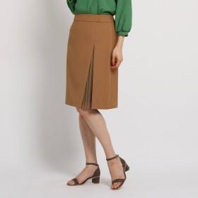 SunaUna スーナウーナ ラップ風ストレッチスカート