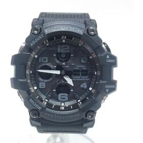 カシオ Gショック マッドマスター GWG-100-1AJF ソーラー電波時計 腕時計 メンズ 【中古】【あすつく】