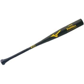 MIZUNO ミズノ 硬式用 ビクトリーステージ Vコング02C 金属バット ブラック 83cm 2TH2173009N 野球バット