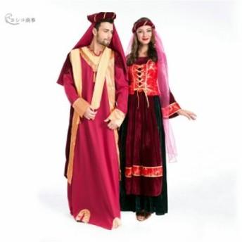 ハロウィン 大人用 Halloween衣装 コスプレ ペアルック エキゾチック コスチューム 仮装 パーティー用 アラビア風  レディース  イベント
